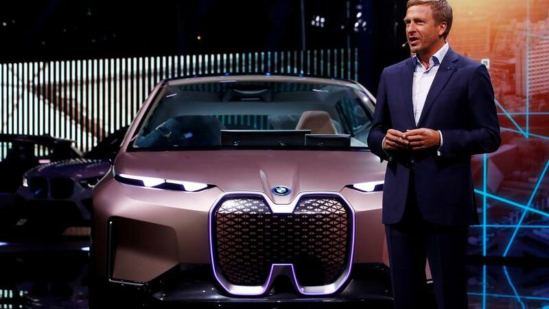 BMW has got its timing right for beefing up electric cars