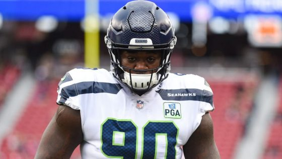 Report: Jarran Reed's agent favored Seattle restructuring