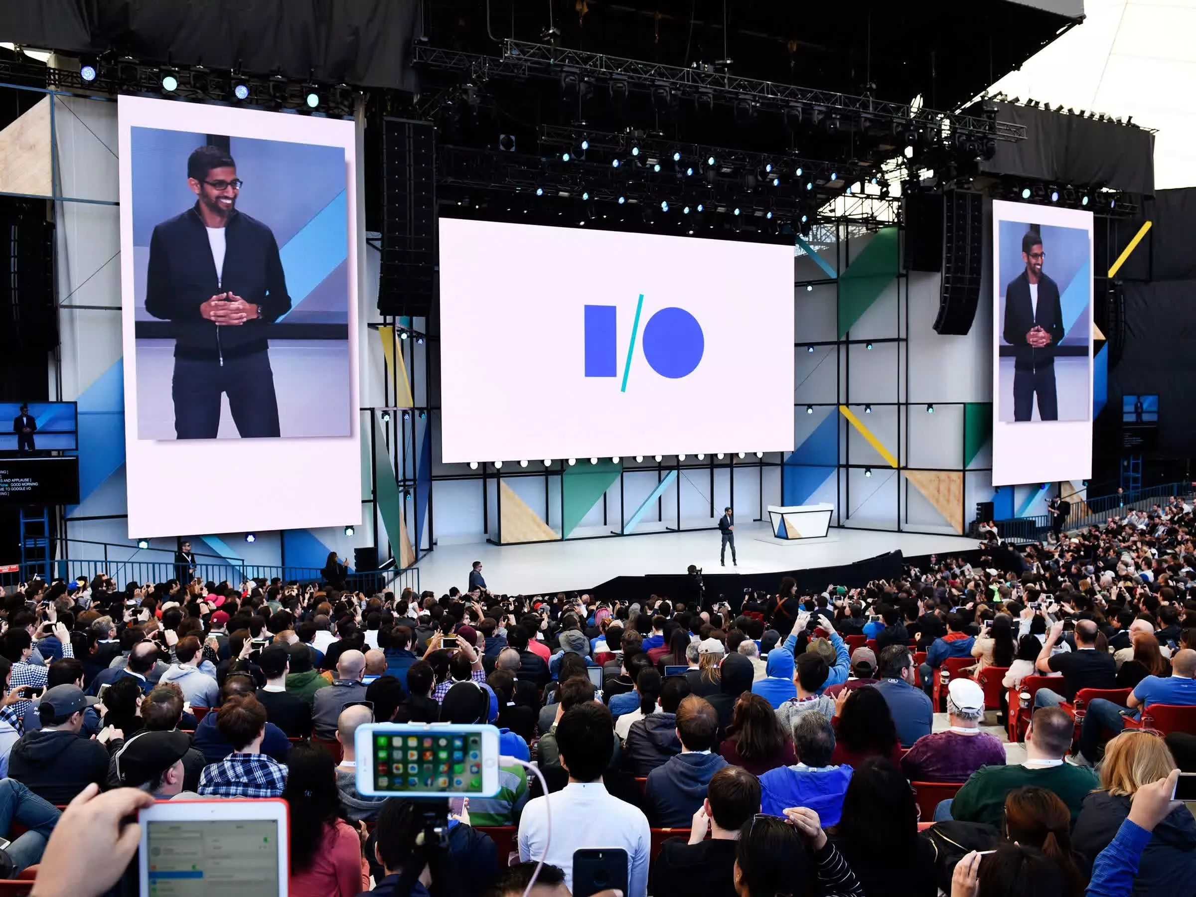 Google I/O returns on May 18 as an online-only event, will be free for all to attend