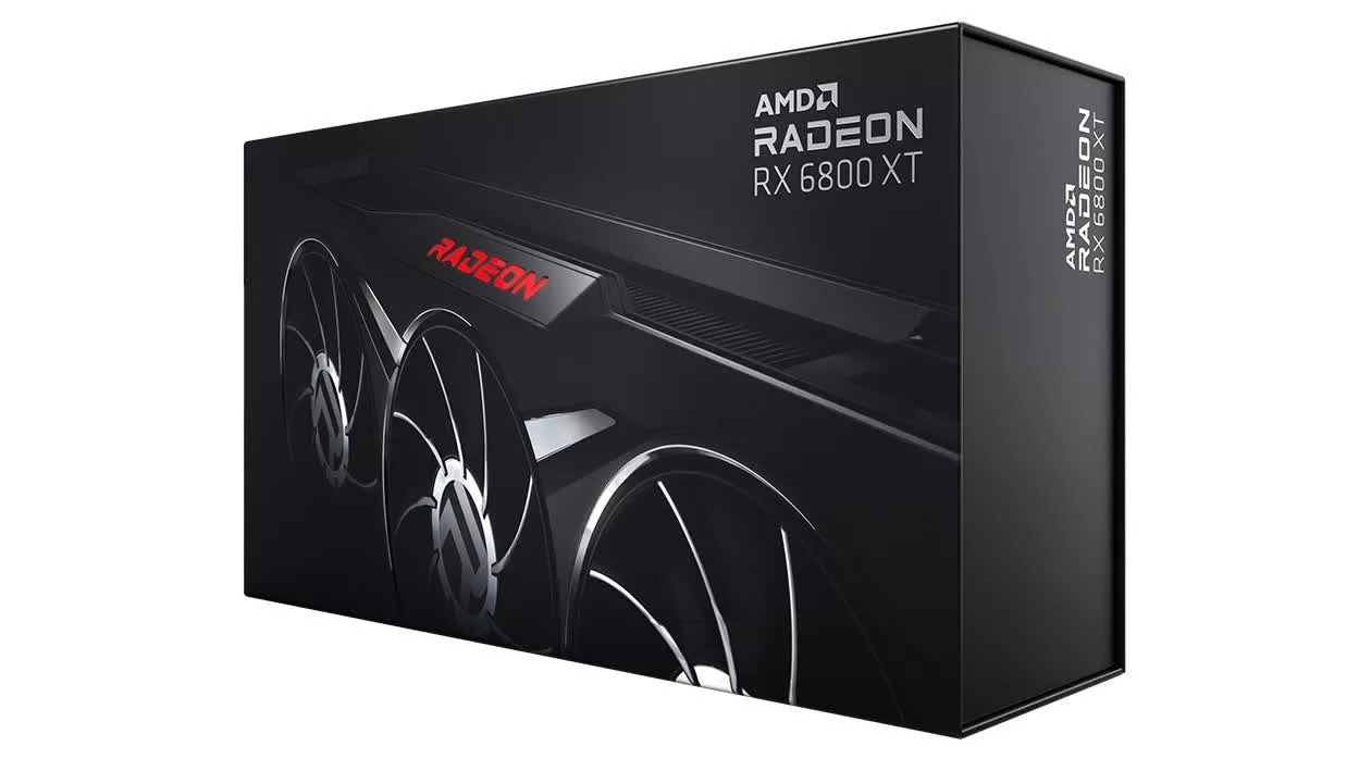 AMD releases Radeon RX 6800 XT Midnight Black special edition